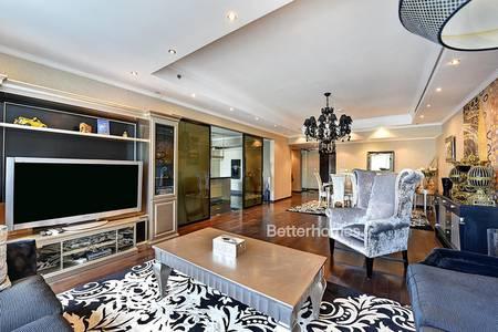 3 Bedroom Apartment for Rent in Dubai Marina, Dubai - Exclusive | Furnished | Mid Floor | 4 Cheques