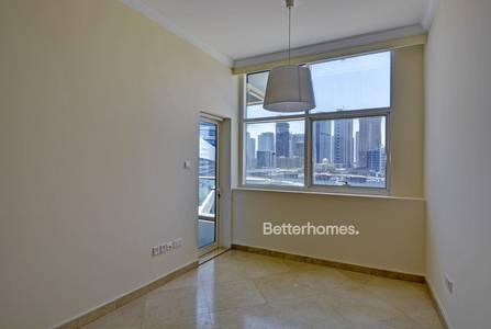 1 Bedroom Apartment for Rent in Dubai Marina, Dubai - Marina view | low floor | vacant by 30th November