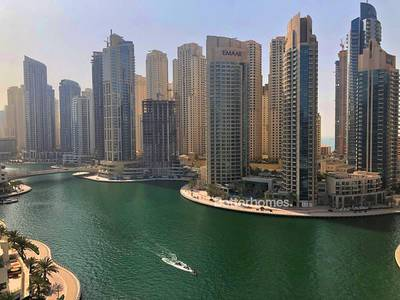 3 Bedroom Flat for Rent in Dubai Marina, Dubai - Marina View | 3 bed + Maid + Utility | 2 Storages + 2 Parkings