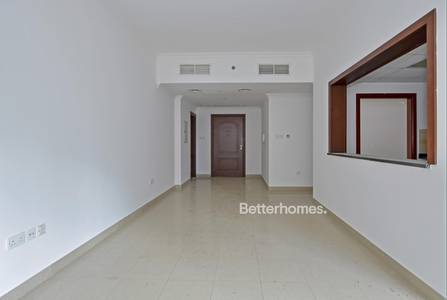 2 Bedroom Apartment for Rent in Dubai Marina, Dubai - 2 bed rooms in Time Place with Marina view