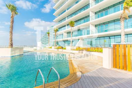2 Bedroom Flat for Rent in Al Raha Beach, Abu Dhabi - Sea View 2BR with Balcony and Facilities