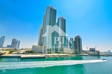 فلیٹ 2 غرفة نوم للبيع في جزيرة الريم، أبوظبي - Alluring Vacant 2 + Maid For Sale In Ocean Terrace...