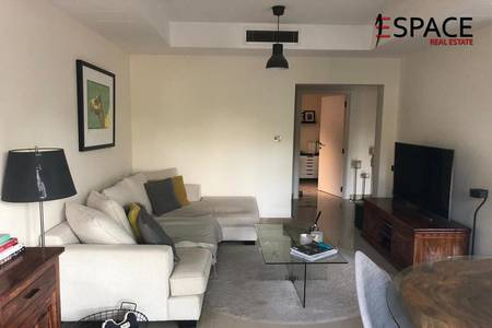 2 Bedroom Villa for Rent in The Springs, Dubai - Private and Affordable Type 4M in Springs 12