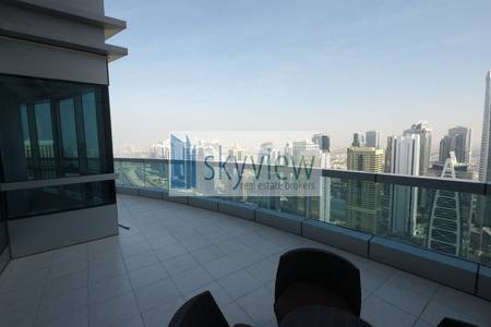 4 Bedroom Penthouse for Sale in Dubai Marina, Dubai - Penthouse | 4400sqft | Panoramic View | Urgent Sale