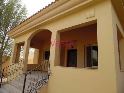 3 Bedroom Villa for Rent in Shakhbout City (Khalifa City B), Abu Dhabi - Compound