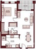 6 Burj Facing | 1 bedroom | Cash Seller