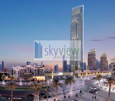 2 Bedroom Apartment for Sale in Downtown Dubai, Dubai - Investor Deal | Burj View | High Floor