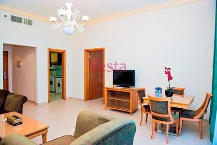 1 Bedroom Hotel Apartment for Rent in Al Khalidiyah, Abu Dhabi - Furnished apartment