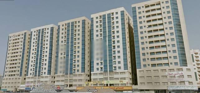 1 Bedroom Flat for Rent in Garden City, Ajman - 1 Bed/Hall AED 17,000 in Garden city Open Kitchen