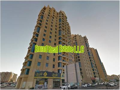 3 Bedroom Apartment for Sale in Ajman Downtown, Ajman - Al Khor Towers: Big, 3 Bed Hall (Sea View) 2366 sqft Ready to Move
