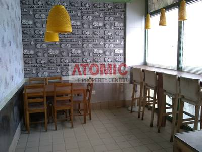 Shop for Rent in International City, Dubai - CHANCE OFFER! FITTED RESTAURANT FOR SALE ONLY FOR 70