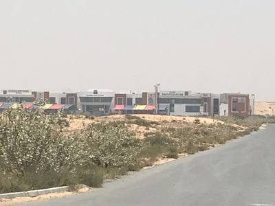 Plot for Sale in Al Helio City, Ajman - own residential land in helio 2 with a very distinct location