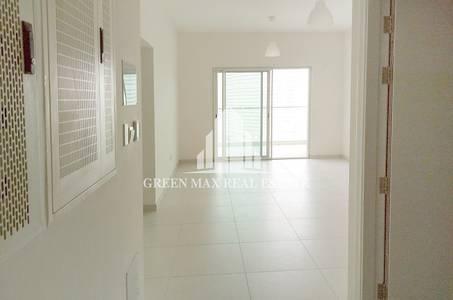 1 Bedroom Apartment for Rent in Al Reem Island, Abu Dhabi - Classy 1 BR W/ Full Sea View Amaya 4Chq.