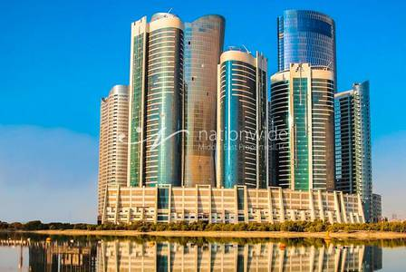 2 Bedroom Apartment for Rent in Al Reem Island, Abu Dhabi - 2 Payment! 2 Bedrooms w/ Full Facilities