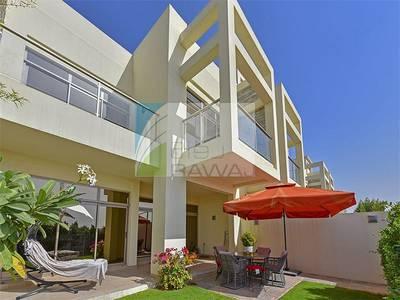 4 Bedroom Villa for Sale in Meydan City, Dubai - Corner Lot l 4 master bedroom Townhouse villa + Maids room in Meydan