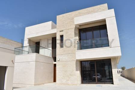 5 Bedroom Villa for Sale in Saadiyat Island, Abu Dhabi - Beautifully Modified 5 Bed Type 5 With Pool On A Huge Plot