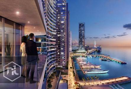 2 Bedroom Apartment for Sale in Dubai Harbour, Dubai - 2 B/R in Beach Front Dubai Harbour