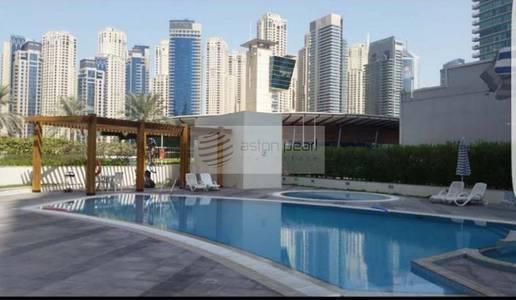 Studio for Rent in Dubai Marina, Dubai - Vacant