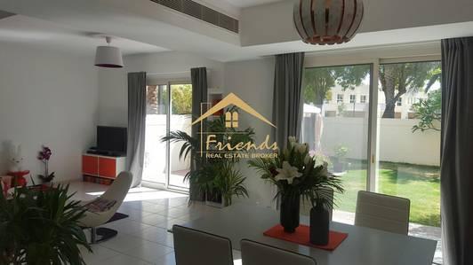 3 Bedroom Villa for Rent in The Lakes, Dubai - Cozy 3 bedroom Villa in Forat