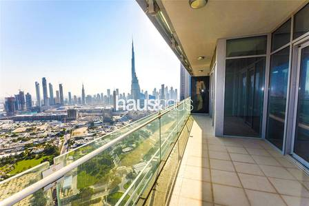 1 Bedroom Apartment for Rent in DIFC, Dubai - Largest One Bedroom Layout   Zabeel View