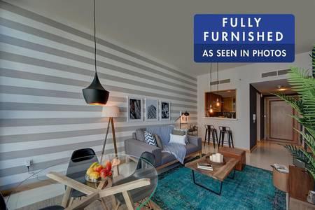 1 Bedroom Apartment for Rent in Dubai Marina, Dubai - Marina View Apartment | Luxury Furniture
