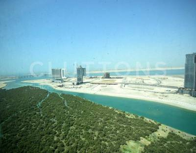 2 Bedroom Apartment for Rent in Al Reem Island, Abu Dhabi - Spacious 2 bed apartment in C5 tower available now