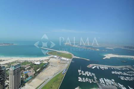 4 Bedroom Apartment for Sale in Dubai Marina, Dubai - Breathtaking Panoramic View for Sale in Cayan Tower