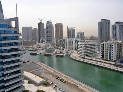 2 Bedroom Flat for Sale in Dubai Marina, Dubai - Large 2 Beds on Mid Floor | Dorrabay Tower | Marina View