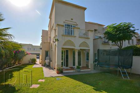 3 Bedroom Villa for Rent in The Springs, Dubai - Upgraded 2E