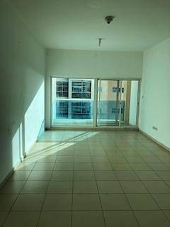 1 Bedroom Apartment for Sale in Al Sawan, Ajman - 1 bhk biggest size partial city view for sale in Ajman one