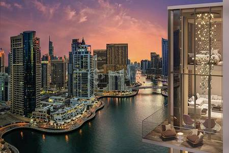 2 Bedroom Apartment for Sale in Dubai Marina, Dubai - Brand New 2 Bedroom with Spectacular Marina View