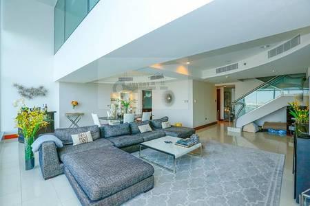 2 Bedroom Flat for Rent in World Trade Centre, Dubai - 2 Bedroom Duplex utilities free in World trade center residence