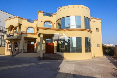 6 Bedroom Villa for Rent in Khalifa City A, Abu Dhabi - outside view