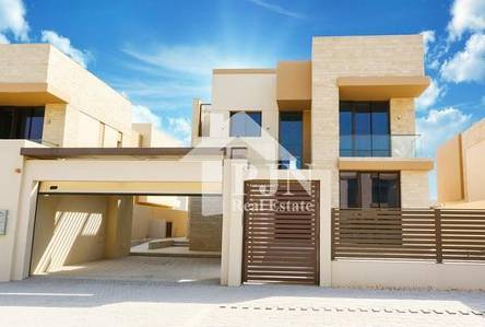 5 Bedroom Villa for Sale in Saadiyat Island, Abu Dhabi - Nice Big Rented 5 BR with Beach and Park View....