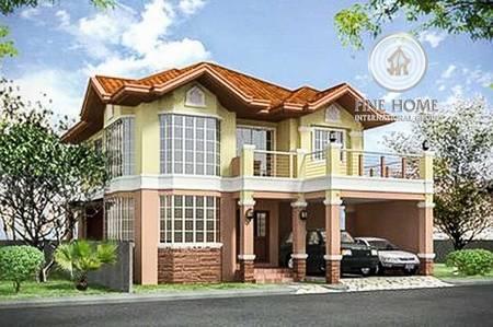 8 Bedroom Villa for Sale in Shakhbout City (Khalifa City B), Abu Dhabi - Modern Villa in shakhbout City_Abu Dhabi