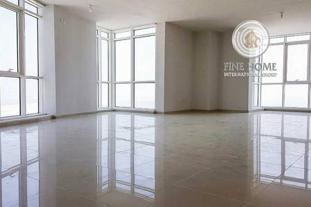 4 Bedroom Apartment for Rent in Al Reem Island, Abu Dhabi - Amazing 4 BR. Penthouse