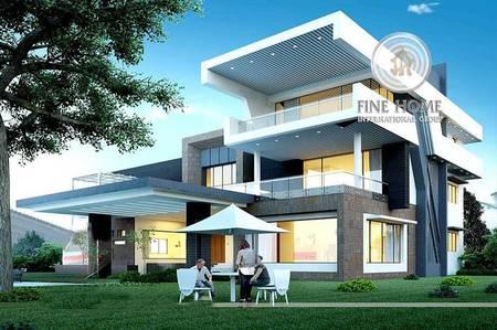 6 Bedroom Villa for Sale in Al Yahar, Al Ain - Amazing 6B.R Villa in Al yahar . Al Ain