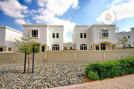 2 Bedroom Villa for Sale in Al Ghadeer, Abu Dhabi - Style Townhouse in Al Ghadeer