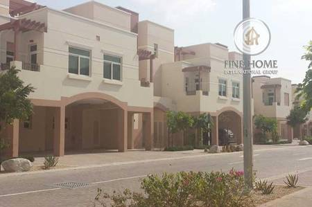 3 Bedroom Villa for Sale in Al Ghadeer, Abu Dhabi - Townhouse in Al Ghadeer