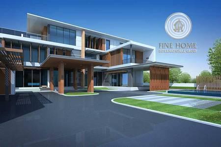 9 Bedroom Villa for Sale in Al Maqam, Al Ain - Wonderful 9BR. Villa in Al Maqam