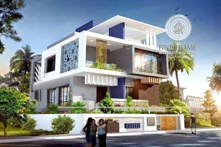 6 Bedroom Villa for Sale in Al Shamkha South, Abu Dhabi - Luxurious 6 BR Villa in Al Shamkha South