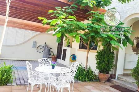 4 Bedroom Villa for Sale in Al Salam Street, Abu Dhabi - Nice Furnished 4BR Villa in Bloom Gardens