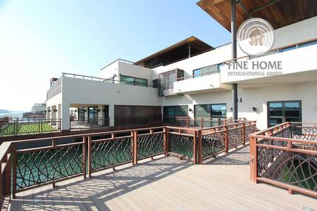 9 Bedroom Villa for Sale in Al Gurm, Abu Dhabi - 9BR Villa in Al Gurm Resort