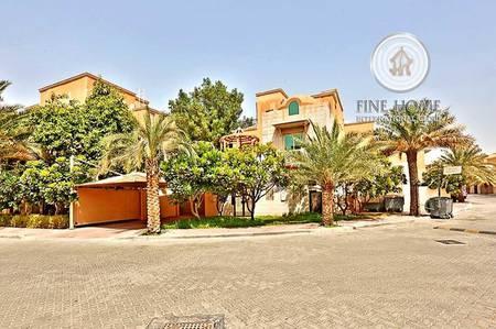 5 Bedroom Villa for Sale in Al Mushrif, Abu Dhabi - 5BR+M Villa in Mushrif Gardens_Abu Dhabi