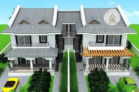 10 Bedroom Villa for Sale in Al Hili, Al Ain - 2 Villas Compound in Al Khalify . Al Ain