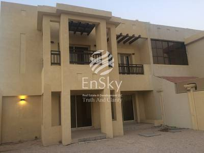 4 Bedroom Villa for Sale in Baniyas, Abu Dhabi - Amazing Independent  4 Bed Villa with Corner View