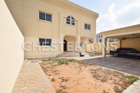 5 Bedroom Villa for Rent in Between Two Bridges (Bain Al Jessrain), Abu Dhabi - Independent Big Villa With Swimming Pool