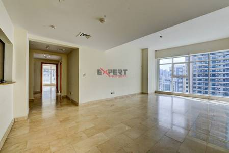 2 Bedroom Flat for Rent in Dubai Marina, Dubai - Unfurnished 2 BED + Maid | Marina View