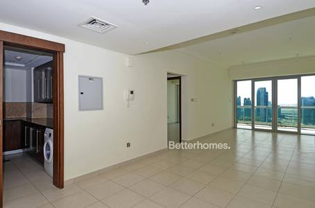 1 Bedroom Flat for Rent in Downtown Dubai, Dubai - Large Balcony | Unfurnished | Downtown
