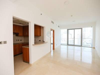 فلیٹ 1 غرفة نوم للبيع في دبي مارينا، دبي - Beautiful Sea View One Bedroom w/  Study